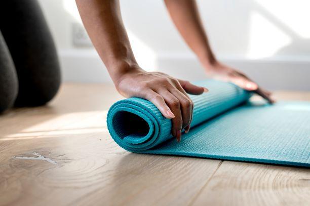 Cvičenie popri domácich prácach