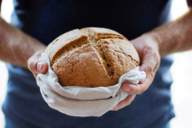 Rýchly chlieb bez kvasenia