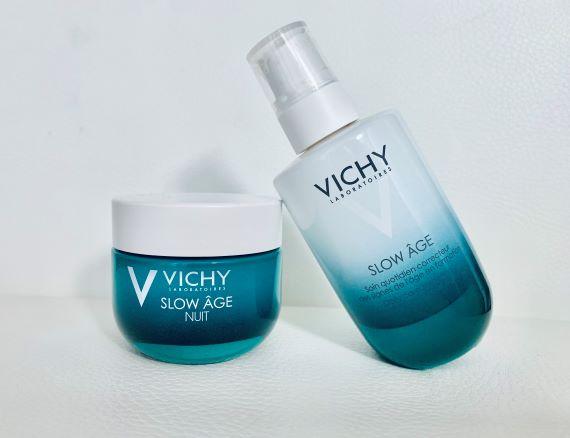 Vichy krém slow age skúsenosť