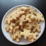 Jemné maslové keksíky