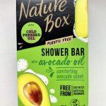Sprchové mydlo Nature Box skúsenosť