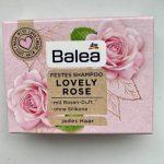 Tuhý šampón Balea skúsenosť
