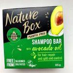 Tuhý šampón NatureBox skúsenosť